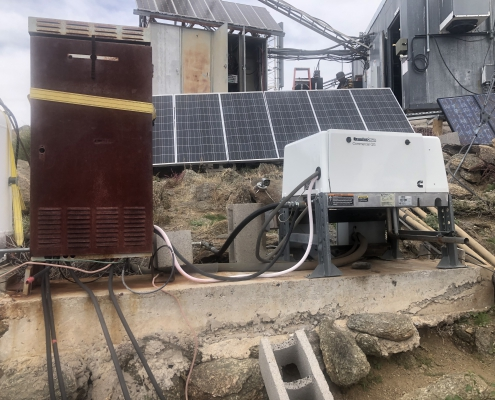 5.5 KW Onan Generator to be replaced soon